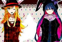 Panty and Stocking with Gaterbelt o/
