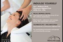 Health, Beauty & Wellness / Downtown Highland Park Health, Beauty & Wellness Businesses