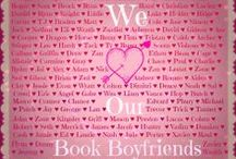 Blokes we LOVE at TB ♥ / ♥ Man candy who are our book boyfriends! :)