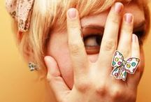 Rings / Pretty, happy, silly, awesome, colorful things for fingers