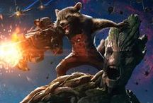 Rocket and Groot / Guardians of the Galaxy