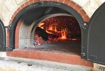 Hand Crafted Wood-Fired Brick Ovens / Not every wood-fired oven is created equal. Sure, they look similar, but the right oven can make a big difference. That's why we offer the Four Grand Mere ovens from France. We've tried many ovens, and we believe these ovens are better and more versatile.