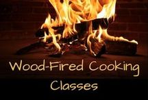 Cooking Classes / Learn the joy of wood-fired oven cooking through our cooking classes! Our classes will teach you how to make pizza or bread in our wood-fired brick ovens, including how to fire up the oven and make your own dough.