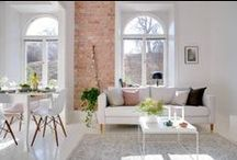 Inspiring apartments / Inspiring apartments with interesting or outstanding features