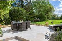 Patio, Garden & plants / Different size inspiring gardens and patios,