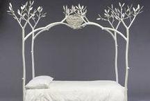 Beautiful Beds / Wonderful comfy, unusual beds.