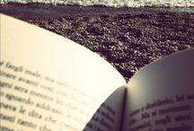 Books at The Beach / Books + beach: a perfect holiday:)