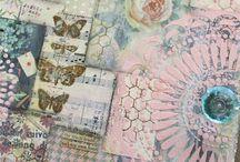 Art journal Taidepäiväkirjat