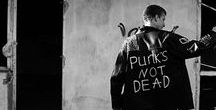 Punk / Punk, rock n roll, studs, denim, mohawks and everything in-between