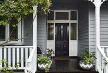 Street Appeal : House Exteriors / Gorgeous house exteriors mainly in a traditional, heritage  or federation style.