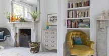 Victorian Style / Creating modern victorian feel in a victorian property.