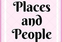Places and People / Featuring different places and tourist destinations around the world