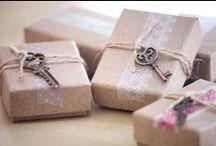 Gift ideas / by Kaira Anne