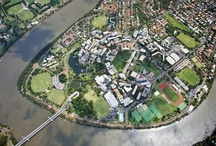 UQ St Lucia Campus / Look up pictures and surroundings of St Lucia campus!