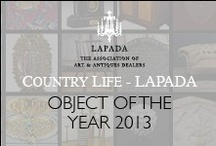 The Contenders. / The Initial Shortlist for Country Life - LAPADA Object of the Year | www.lapada-object-of-the-year.com | #OOTY13 | Don't forget to vote for your favourite!