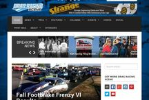 DragRacingScene.com -- Drag Racing News, Tech And Results. / Digital & print publisher that covers the cars, drivers and technology that define drag racing from the local tracks to the pro level.