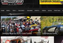 StreetRodLife.com -- The Ultimate Street Rod Website / Digital & print media property that celebrates the timeless cars, performance parts and rodding lifestyle from coast to coast.
