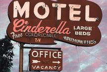 Motel Signs / by Raeder Lomax