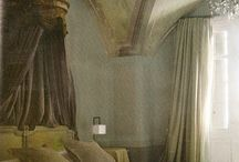 Bedrooms to Sleep In... / Places to just jump into and dream...