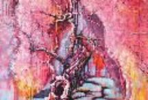 Jacky Murtaugh - Paintings / Adelaide based contemporary artist working in oil and acrylic.