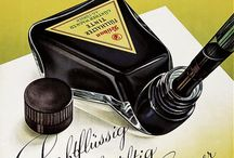 Fountain Pens, Calligraphy, Crayons / by Raeder Lomax