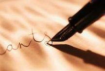Writing / by Kaira Anne