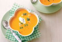Monsoon Soups / Comforting soups for this monsoon