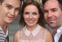 Geri Halliwell in Budapest, Hungary / 2013. July. 26.