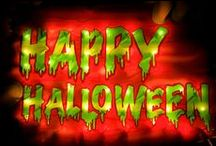 HALLOWEEN IS AWESOME AND FUN!!!!! / I love Halloween...the decorations, dressing up and seeing the kiddies.  The candy is awesome as well!!!!!!!  MOST OF ALL I LOVE MONSTERS and SCARY MOVIES!!!!!!!!! / by Randy Jondal
