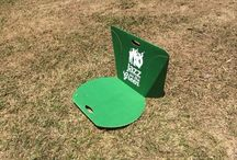 BumBox NT / Sit on the grass with the BumBox seat, now available in the Northern Territory, please call Colin West on mp: 0411 473347