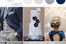 Wedding Ideas Blue Theme