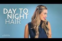 Hair Me Roar / All about hair: how to tame your mane, care for your tresses, the latest styles, color trends, etc., etc., etc.