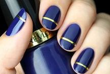 Nail Art / Ideas for painting your fingernails + nail care.