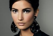 Makeup for Brown Eyes / Makeup ideas for beautiful brown eyes.