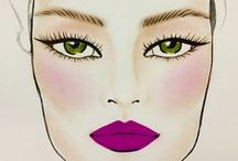 Makeup for Green Eyes / Makeup ideas for those blessed with gorgeous green eyes.