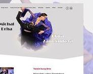 webdesign - inspirace, tvorba webových stránek / Webdesign, návrhy webových stánek a ukázky realizovaných projektů. Podívejte se ....