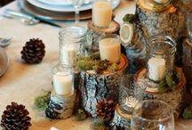 Bodas de Invierno - Winter Wedding / Bodas de invierno, descubre que casarte en estos meses también puede ser maravilloso