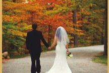 Bodas de Otoño - Autumn Wedding / Descubre los colores y secretos de las bodas otoñales