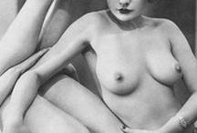 Past Erotic Art