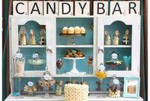 Mesa de dulces - Sweet Candy Station / Dulzuras y golosinas