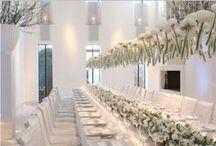 Mesas de boda - Wedding tables
