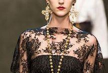 Haute Couture / Elbise
