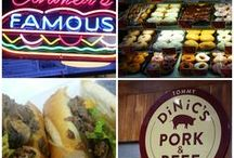 Road Food / Eat like a local on your next family vacation. The best food, drinks and desserts from all around the USA.