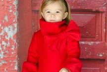 Kislány kabát - coat for little girl