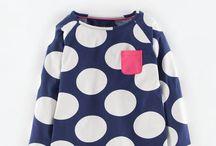 Schnitte für Kids / Mädchenkleiderschrank