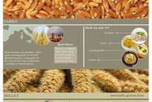 Exploring Ancient Grains / Cooking with ancient grains