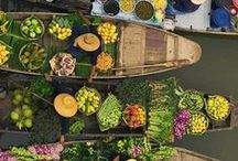 Adventures for Foodies / Markets, Food Trips, Farm Excursions