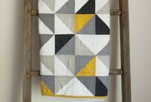 Patchwork / Patchwork and quilting for my beginner project!