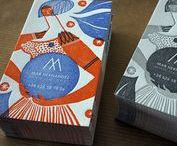 Creative business cards / Creative business cards to find inspiration from