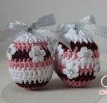 Crochet / I love crochet. Crochet ideas.